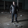 photos taken at shaw chemical (abandoned) in lawrenceville, nj. shown is my partner in crime, gene.