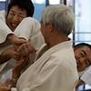 Doshu Moriteru Ueshiba, <br /> Aikido World Headquarters