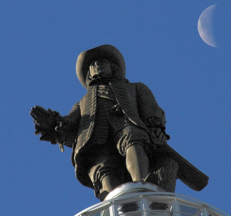 Billy Penn by The Light of the Moon