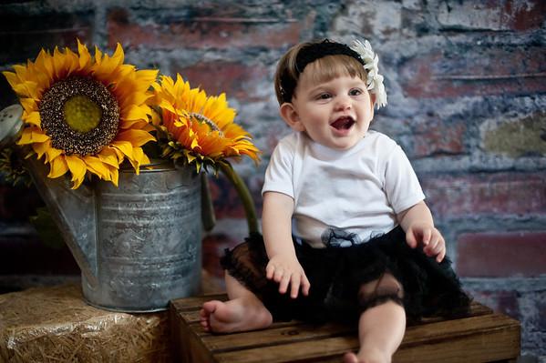 Samantha 9 months