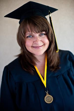 Tauni's graduation