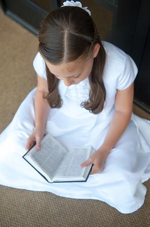 Abby baptism