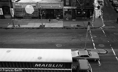 Bowery and Prince St. 1974