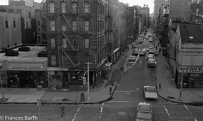 Bowery and Prince sts.