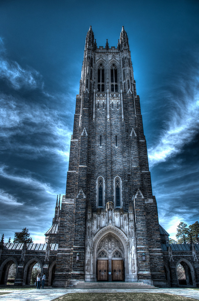 Chapel at Duke University