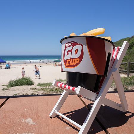 GoCup on the Beach