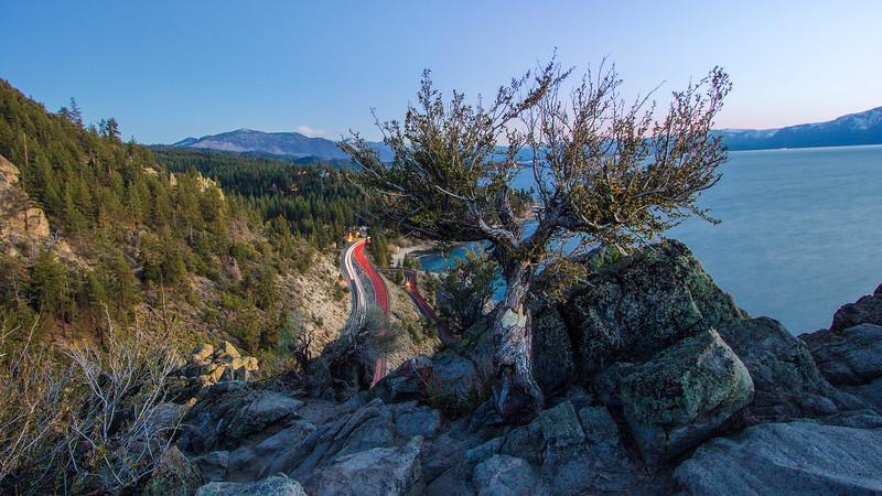 Cave Rock Car Trails - Part 1