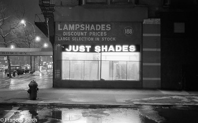 Bowery and Delancey sts. 1974
