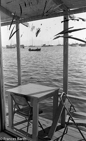 Restaurant in Mexico 1974