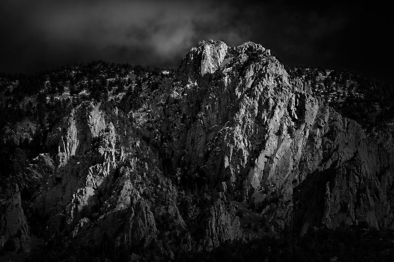Sandia Mountain - III