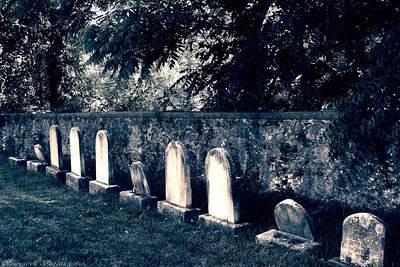 Graves In A Row