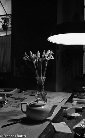 Bowery dining table 1974