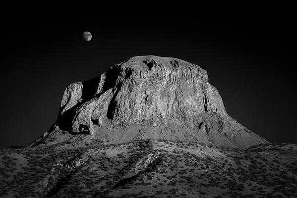 Cabezon Peak II New Mexico