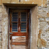 Locked door at Eastern State Penitentiary