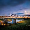 泉大橋 カンチレバー式トラス橋 2017 Izumi Bridge Kyoto,Japan