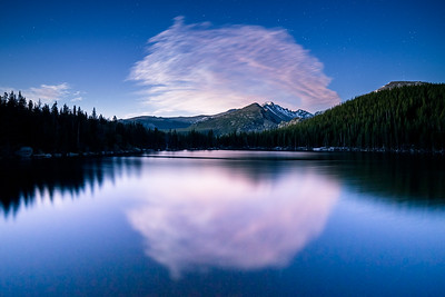 Pre Dawn at Bear Lake, Colorado