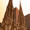 St. Patrick's Cathedral in Sepia