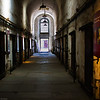 Hallway at Eastern State Penitentiary