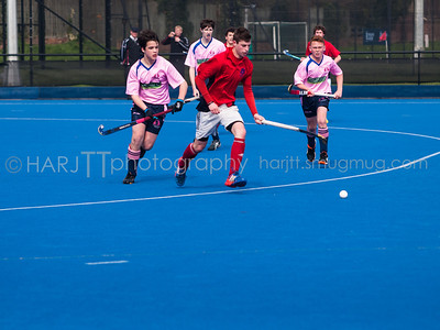 Neston South Wirral Hockey Club vs Cambridge City Hockey Club