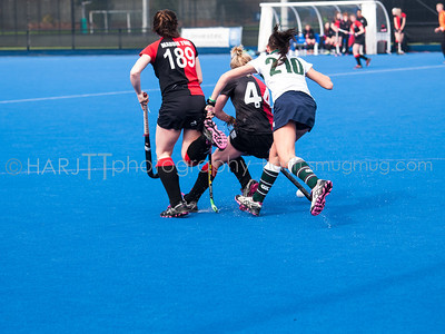 Surbiton HC vs Bowden HC - Girls U16 Group match