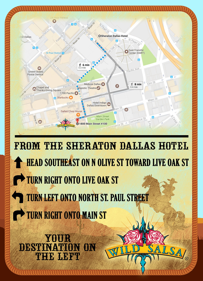 The Really Big Crane Company Spring Conference Directions