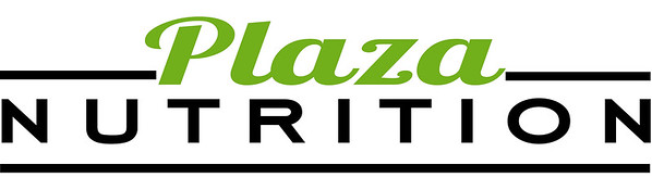 Plaza Nutrition Logo Design