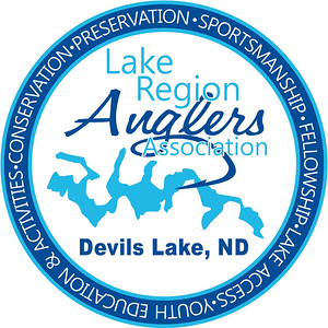Lake Region Anglers Association Logo Design