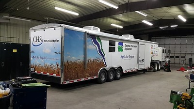 Dakota Precision Ag Trailer Design