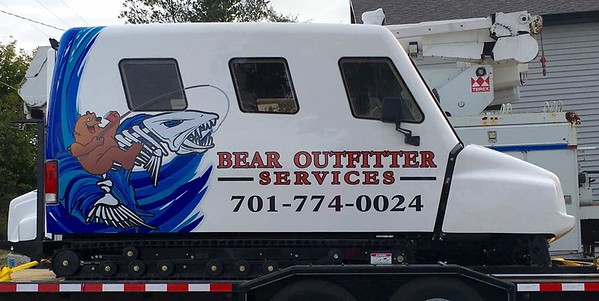 Bear Outfitters Snobear Vehicle Design