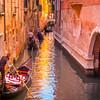 Venice Gondoliers
