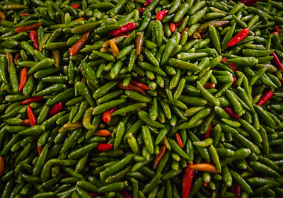 Thai Peppers I
