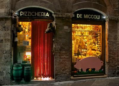 Pizzicheria de Miccoli, Sienna