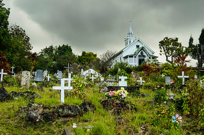 The Painted Church Cemetery