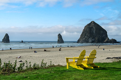 """Haystack Rock Relaxation""  (#OR307)"
