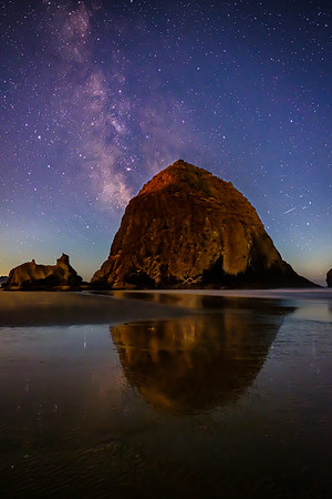 Haystack And Milky Way (#OR326)