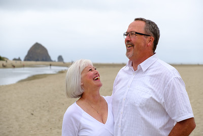 Happy In Cannon Beach