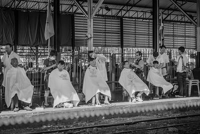 The Barbers Of Bangkok