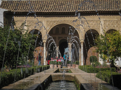 Alhambra Fountain