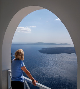 Santorini Day Dream