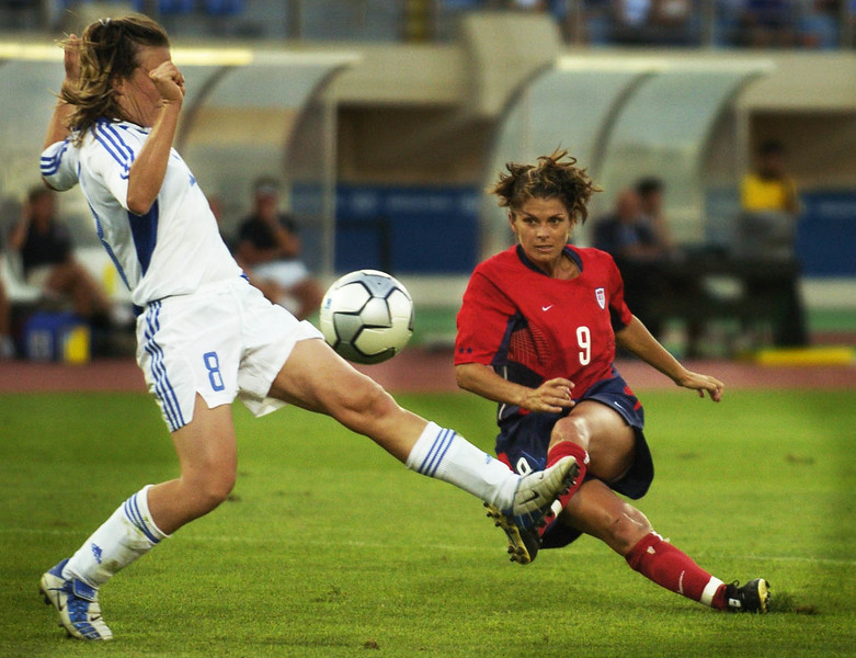 OLY USA GRE SOCCER