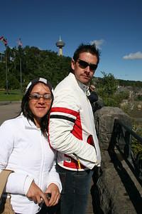 Liliana & Shara, Niagara Falls