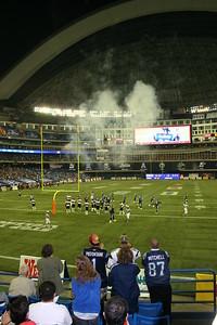 Rogers Stadium, Toronto Argonauts vs Ottawa Renegades