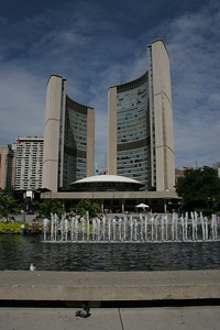 Toronto City Hall, Nathan Philips Square