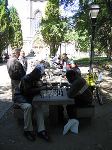 Street Chess Games