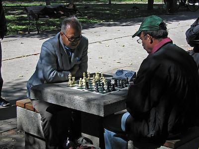 Street Chess Games