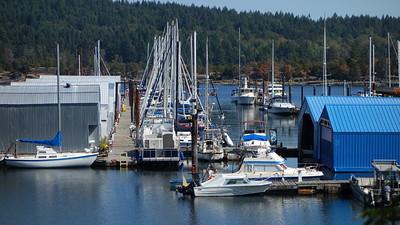 Telegraph Marina in BC