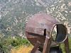 Megaphone on Echo Mountain