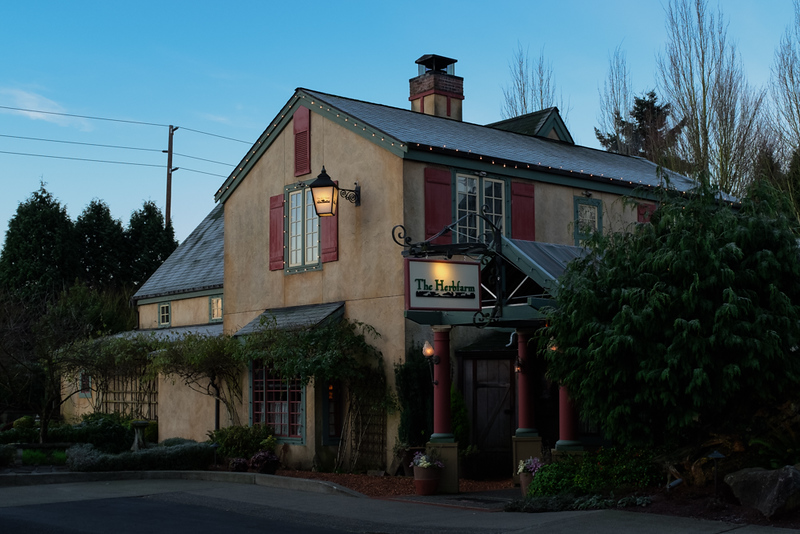 14 Feb: The Herb Farm. Great restaurant that serves a multi-course, five-hour meal