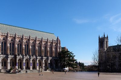 13 Mar: University of Washington