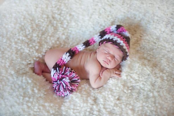 Lucy newborn